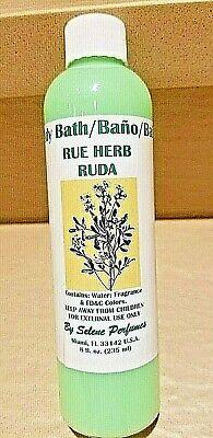 Baño y Despojo Agua RUDA. Mystic Bath. 8 oz