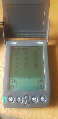 Retro Palm Pilot 3Com Professional Organiser Vintage Collectable - Palm 3 III segunda mano  Embacar hacia Mexico