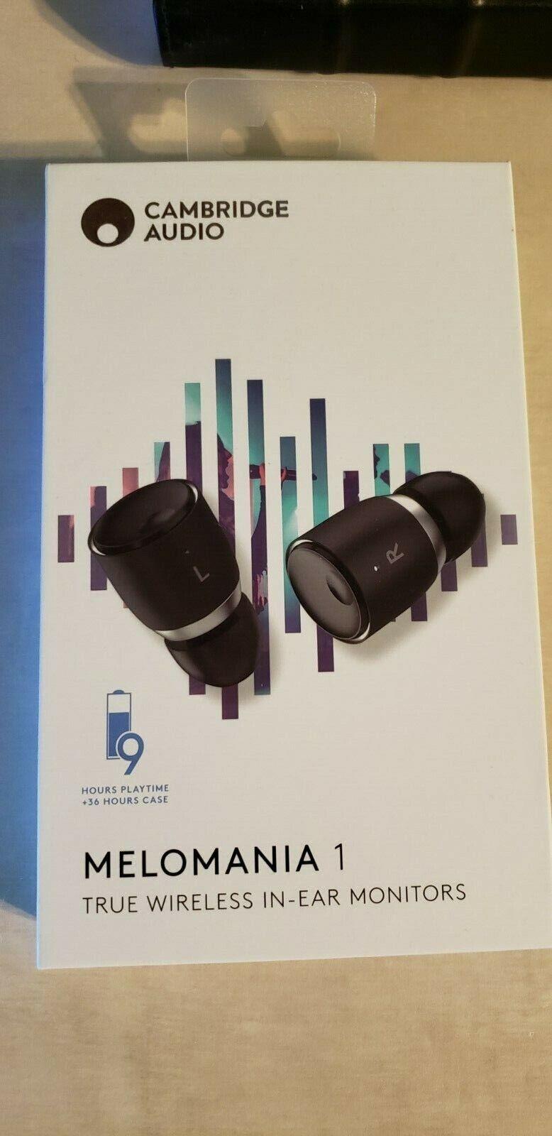 Cambridge Audio Melomania1 True Wireless Bluetooth Earbuds