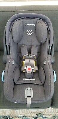 UPPAbaby MESA 1017-MSA-US-JOR JORDAN Infant Car Seat Charcoal Gray
