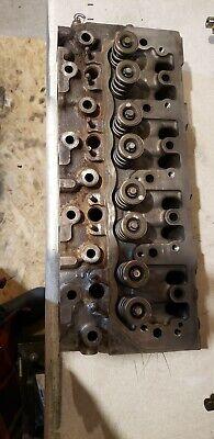 Thermo King Tk 486eh Diesel Engine Cylinder Head Yanmar 4 Cylinder
