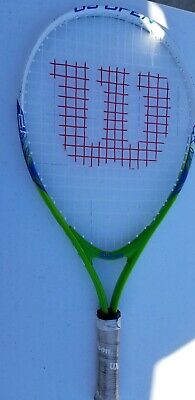 Wilson Junior Tennis Racquet 21 Inches Recommended For 5-6 -