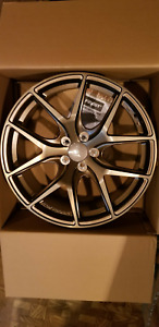 Fast Rims never used FC04 Matte Bronze/Gold