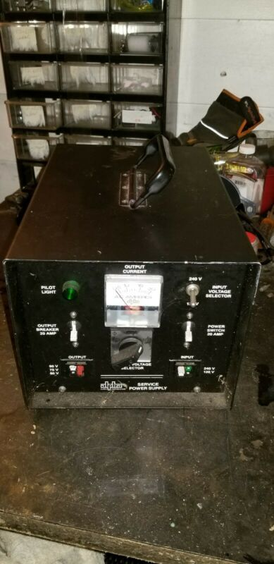 Alpha Technologies APP9015S Service Power Supply