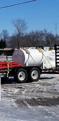 300 Gallon Fuel Tank - Single Wall