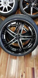 "20"" vertini fairlady suit mazda and ford"