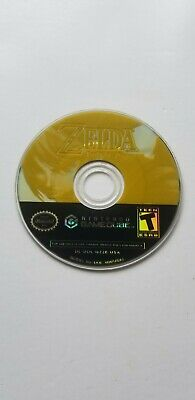 Legend Of Zelda Twilight Princess Nintendo Gamecube DISC ONLY Tested and Works