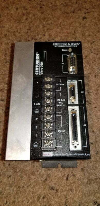 Giddings & Lewis Centurion 401-56453-00 Model DSM 030