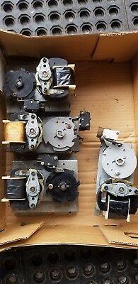 Pop Machine Soda Machine Vending Machine Vendo Parts Gear Motor Push Buttons Lot