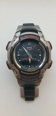 Casio G Shock MTG500 Watch Rare Collectable Needs Replacment Strap Battery UK