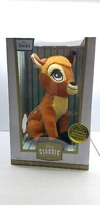 Bambi Disney Australia Post classic animals collection soft toy plush limited