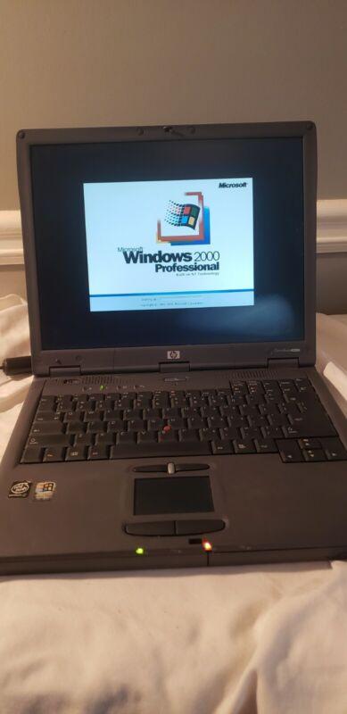 Vintage HP OMNIBOOK 6000 Laptop