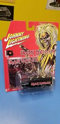 Johnny Blitz Stein Kunst Iron Maiden 1956 Schulbus New (Iron Maiden Kunst)