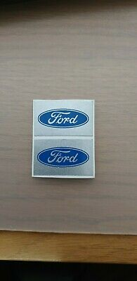 Ford Spot fog lamp light decals Original RS RS1600i XR3i decal sticker stickers
