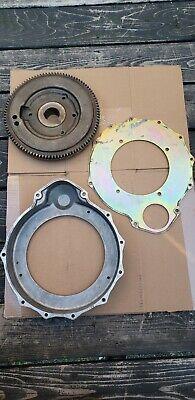 Yamaha Edl6500s Generator Flywheel Cover Kubota Zb600 2 Cylinder Diesel Engine