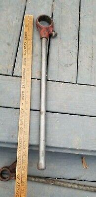 Ridgid 111-r Ratchet Pipe Threader