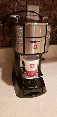 Cuisinart for illy automatic espresso machine