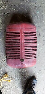 Farmall A Bbntractor Ih Front Nose Cone Grill Radiator Cover