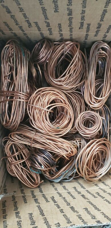 5 Pounds Scrap Copper Hobby Craft Arts