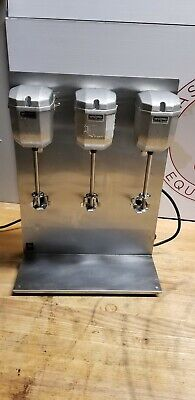 Waring Commercial Dmc201dca Two Speed Countertop Drink Mixer