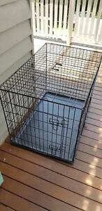 Collapsible Dog Crate Cage Large 36 inches