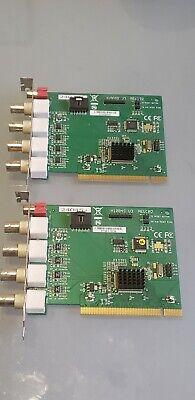 16 CH Channel DVR PC PCI Video Capture Card CCTV Security Surveillance work good