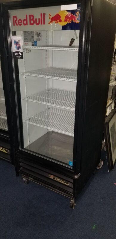 True GDM 10  1 Glass Door Cooler