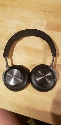 Bang & Olufsen BeoPlay H7 Over Ear Headphones - Natural Leather BLACK