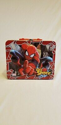 Marvel Spiderman Lunch Box Collectible
