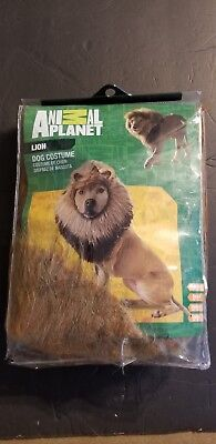 California Costumes Animal Planet Lion Dog Costume- Large