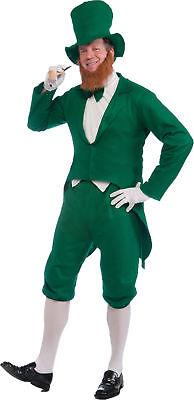 Leprechaun Pub Crawl Adult Mens Costume St Patrick Day Theme Party Halloween - Mens Leprechaun Halloween Costume