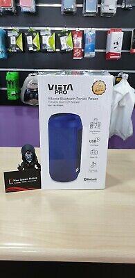 Vieta Pro Altavoz Inalámbrico Portátil Bluetooth Radio FM Resistente Agua N
