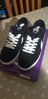 Nike SB Bruin React. UK 9.Black