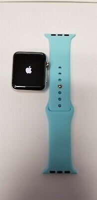Apple Watch Series 3 Hermes 42mm Stainless Ceramic (Cellular) 16gb A1861 VG8368