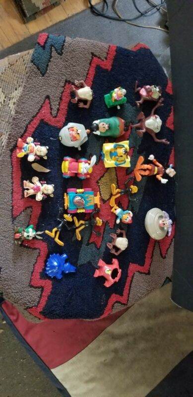 Large Lot of Looney Tunes Figures