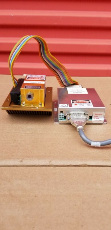 COHERENT Compass 215M-15 Laser, with controller