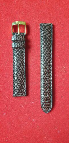 Bracelet cartier pour montre cartier cuir neuf