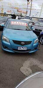 2009 Toyota Aurion Sedan Maidstone Maribyrnong Area Preview
