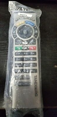 New Tandberg Trc 4 Remote Control For Edge 95853000 6000 Mxp Codecs