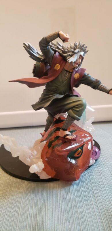 Figuarts Zero Naruto  Jiraiya Kizuna Relation Figure Bandai US Seller