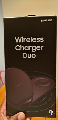 Samsung Wireless Charger Duo, Quick like a bunny Charge Stand & Pad, Universally...