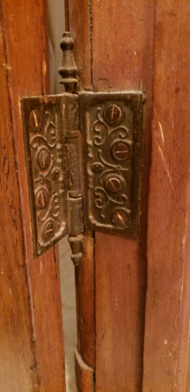 Vintage Door Hinges