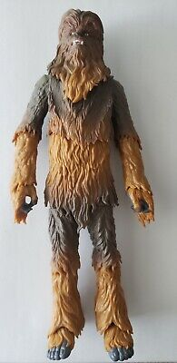 STAR WARS BASIC CHEWBACCA  BLACK SERIES 6 INCH FIGURE FOR CUSTOMS