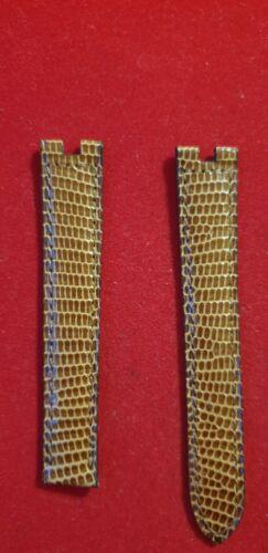 Bracelet cartier cuir neuf pour montre cartier