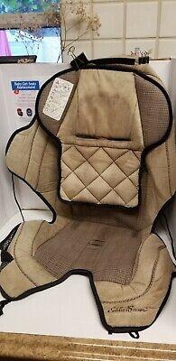 Eddie  Bauer Car Seat Fabric Cover Cushion Replacement Brown  Eddie Bauer Car Seat