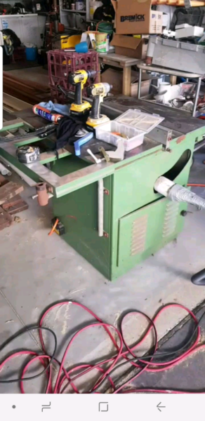 Table saw 3 phase gabbett mitre sc300 power tools gumtree table saw 3 phase gabbett mitre sc300 shelly beach wyong area image 2 greentooth Images