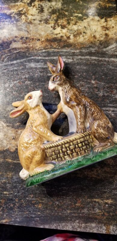 Vaillancourt Bunnies Figurine