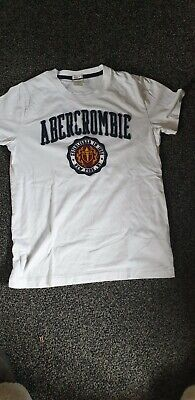 Abercrombie and fitch t-shirt small mens excellent cond