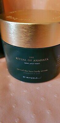 Rituals of Anahata Rosewood & Pine  Body Cream (1)