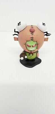 Palisades Nickelodeon Invader ZIM Figurine ZIM IN HUMAN DISGUISE. VIACOM TOYS Invader Zim Human Disguise